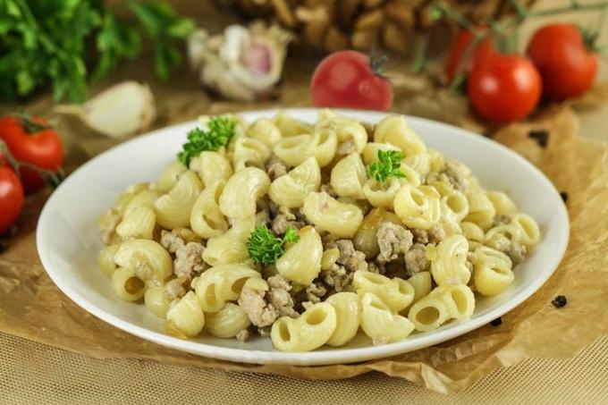 spaghete pentru a pierde în greutate)